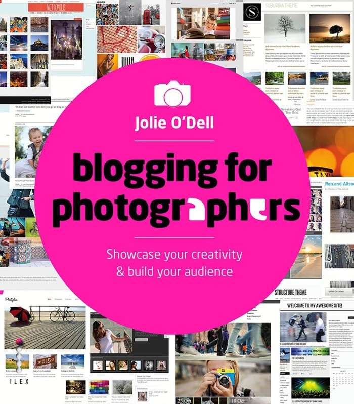Jolie-O'Dell, blogging-for-photographers