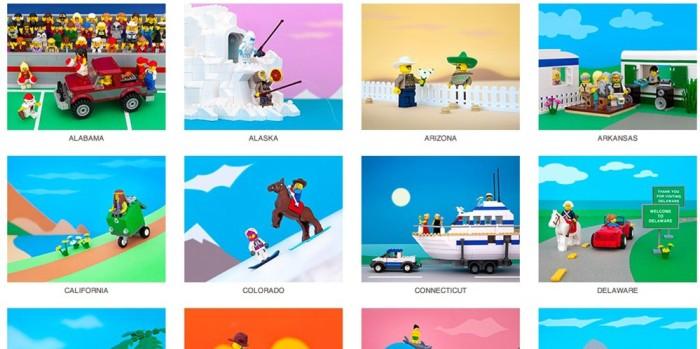 jeff-friesen, 50-states-of-lego, diorama, lego, fine-art-photography, photo-series