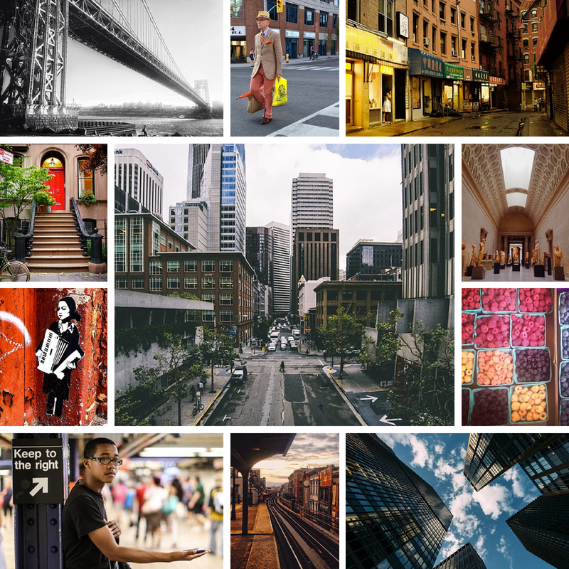 Top 10 New York Instagrammers You Should Be Following