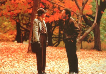 when-harry-met-sally, fall, new-york, nora-ephron, zelda-and-scout, meg-ryan, billy-crystal